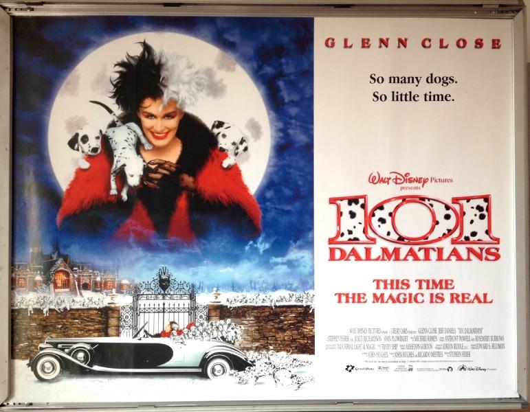 101 Dalmatians 1996