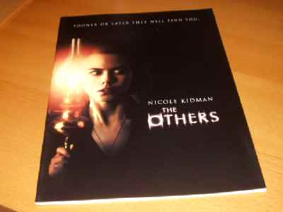 OTHERS, THE: Promotional Booklet