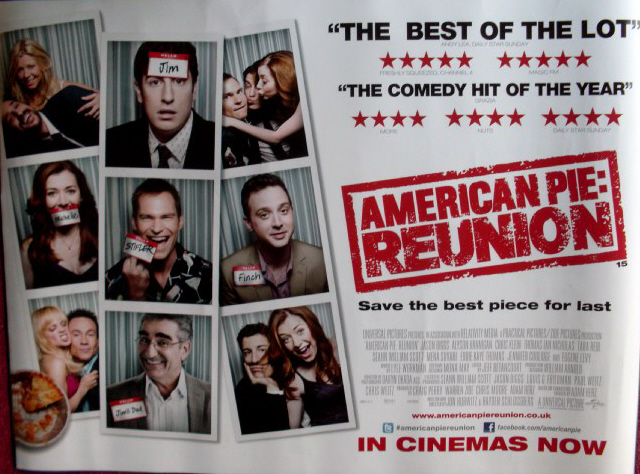 American pie 9 reunion