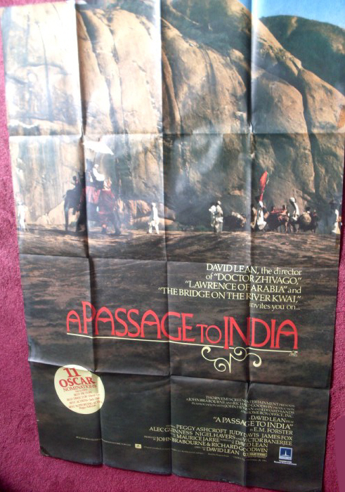a passage to india essays