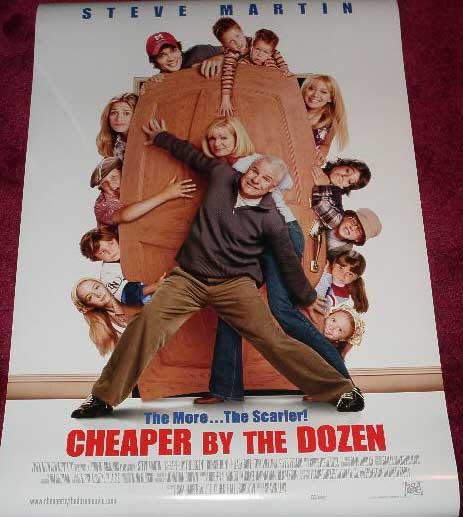 cheaper by the dozen character analysis 10 quotes from cheaper by the dozen (cheaper by the dozen, #1): 'dad himself used to tell a story about one time when mother went off to fill a lecture e.