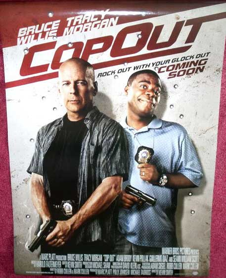 Cop Out Kevin Smith: COP OUT 2010