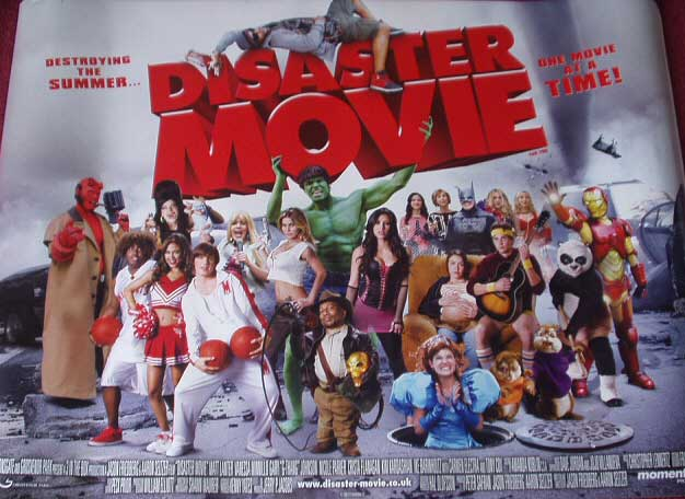 Disaster movie rated r