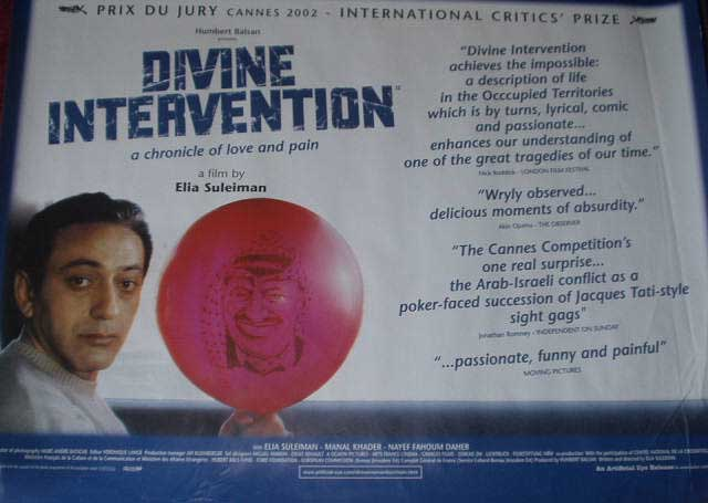 DIVINE INTERVENTION 2002