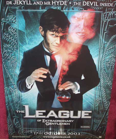 The league of extraordinary gentlemen dr jekyll and mr hyde