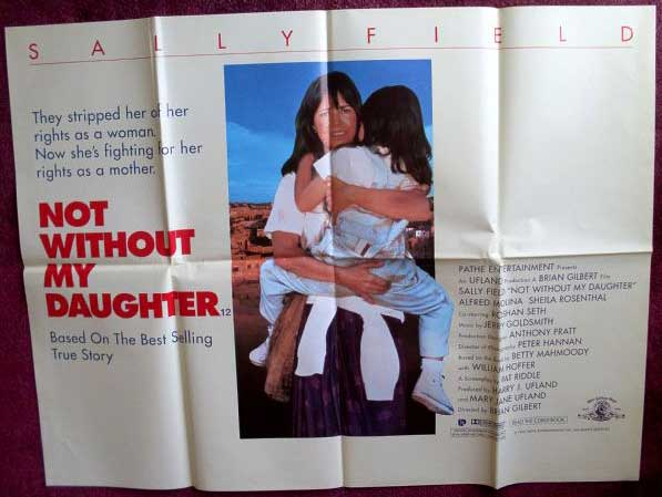 Not Without My Daughter kindle, amazon, pocketbook, Not